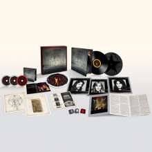 Rush: 2112 - 40th Anniversary Edition (200g) (Limited-Super-Deluxe-Box-Set), 3 LPs, 2 CDs und 1 DVD