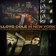 Cole Lloyd: In New York: Collected Recordings 1988 - 1996 (Limited-Deluxe-Edition), 6 CDs