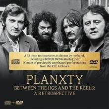 Planxty: Between The Jigs & The Reels: A Retrospective, 1 CD und 1 DVD