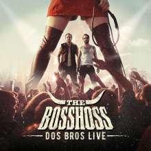 BossHoss: Dos Bros Live 2016, CD
