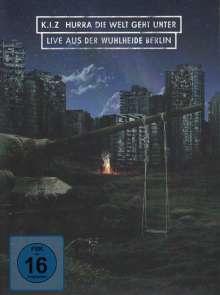 K.I.Z.: Hurra die Welt geht unter (Live aus der Wuhlheide), 2 CDs