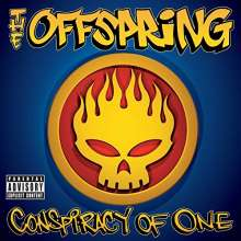 The Offspring: Conspiracy Of One, CD