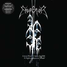 Emperor: Live At Wacken Open Air 2006 (180g) (Limited-Edition) (Colored Vinyl), 2 LPs