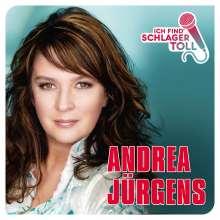 Andrea Jürgens: Ich find Schlager toll (Das Beste), CD
