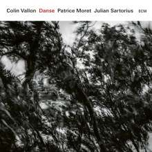 Colin Vallon (geb. 1980): Danse (180g), LP