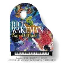 Rick Wakeman: Piano Portraits, CD