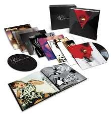 Rihanna: Studioalben Vinyl Box (Limited-Edition), 15 LPs