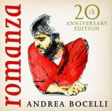 Andrea Bocelli: Romanza (20th Anniversary Edition) (Remastered), CD
