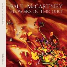 Paul McCartney (geb. 1942): Flowers In The Dirt (remastered) (180g) (Limited-Edition), 2 LPs