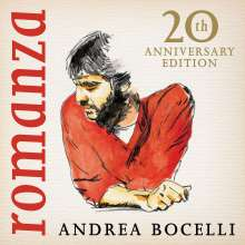 Andrea Bocelli: Romanza (20th Anniversary-Edition), CD