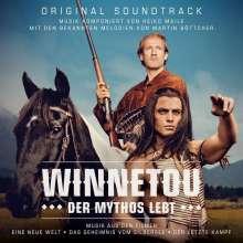 Filmmusik: Winnetou: Der Mythos lebt, CD