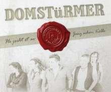 Domstürmer: He jeiht et av (2-Track), Maxi-CD