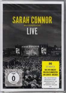 Sarah Connor: Muttersprache - Live, DVD