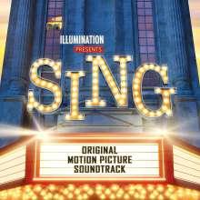 Filmmusik: Sing, CD