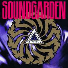 Soundgarden: Badmotorfinger (25th-Anniversary-Remaster), CD