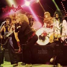 New York Dolls: Too Much Too Soon (180g), LP