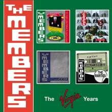 The Members: The Virgin Years, 4 CDs