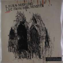 Laura Marling: A Creature I Don't Know - Live (180g) (Clear Vinyl), 2 LPs