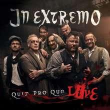 In Extremo: Quid Pro Quo Live, CD