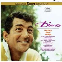 Dean Martin: Dino: Italian Love Songs, LP