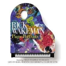 Rick Wakeman: Piano Portraits (180g), 2 LPs