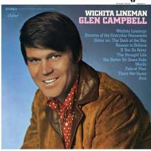 Glen Campbell: Wichita Lineman (180g), LP