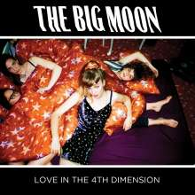 The Big Moon: Love In The 4th Dimension, CD