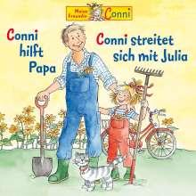 50: Conni Hilft Papa/Streitet Sich Mit Julia, CD