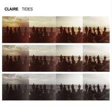 Claire: Tides, CD