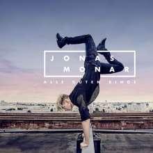 Jonas Monar: Alle guten Dinge, CD