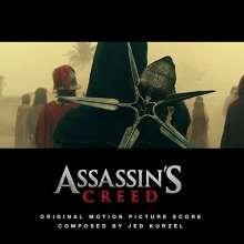 Jed Kurzel: Filmmusik: Assassin's Creed (O.S.T.) (180g), 2 LPs