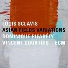 Louis Sclavis (geb. 1953): Asian Fields Variations, CD