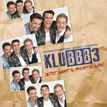 Klubbb3: Jetzt geht's richtig los!, CD