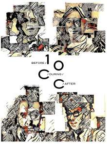 10CC: Before During After: The Story, 4 CDs