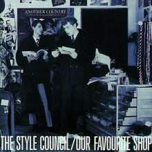 The Style Council: Our Favourite Shop (180g) (Limited-Edition) (Lilac Vinyl), LP