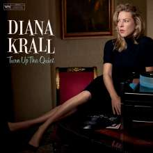 Diana Krall (geb. 1964): Turn Up The Quiet (180g), 2 LPs