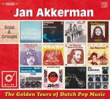 Jan Akkerman: The Golden Years Of Dutch Pop Music, 2 CDs