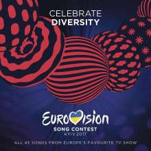 Eurovision Song Contest Kiew 2017, 2 CDs
