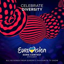 Eurovision Song Contest Kiew 2017 (180g) (Limited-Collector's-Edition Vinyl Box-Set) (Colored Vinyl), 4 LPs