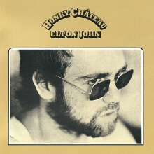 Elton John: Honky Chateau, LP