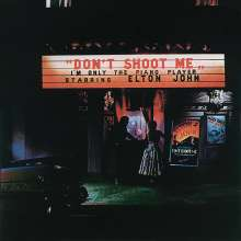 Elton John: Don't Shoot Me, I'm Only The Piano Player (remastered) (180g), LP