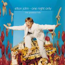 Elton John: One Night Only (remastered) (180g), 2 LPs