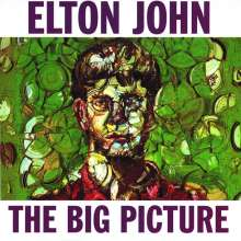 Elton John: The Big Picture (remastered 2017) (180g), 2 LPs