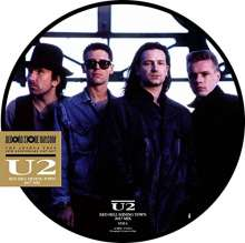 """U2: Red Hill Mining Town 2017 Mix (Strictly-Limited-Edition), Single 12"""""""
