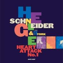 Helge Schneider & Pete York: Heart Attack No.1, CD