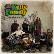 The Kelly Family: We Got Love, CD