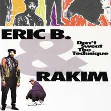 Eric B. & Rakim: Don't Sweat The Technique (180g), 2 LPs
