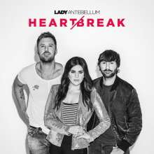 Lady A (vorher: Lady Antebellum): Heart Break, CD
