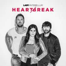 Lady Antebellum: Heart Break, CD