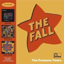 The Fall: The Fontana Years, 6 CDs